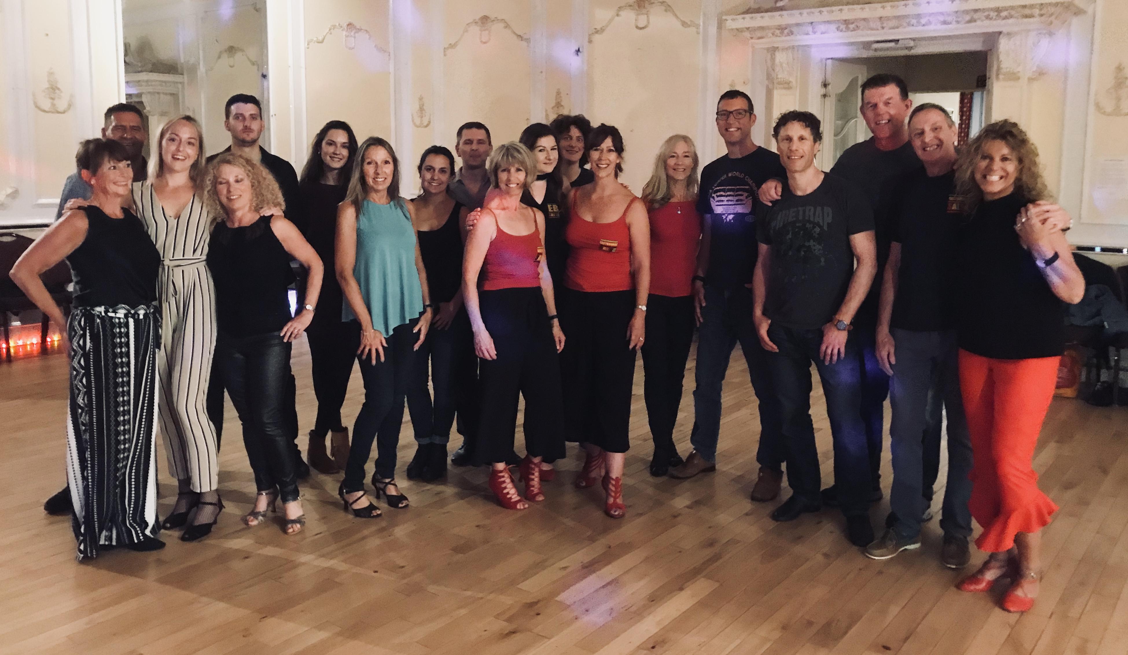 Salsa in Eastbourne